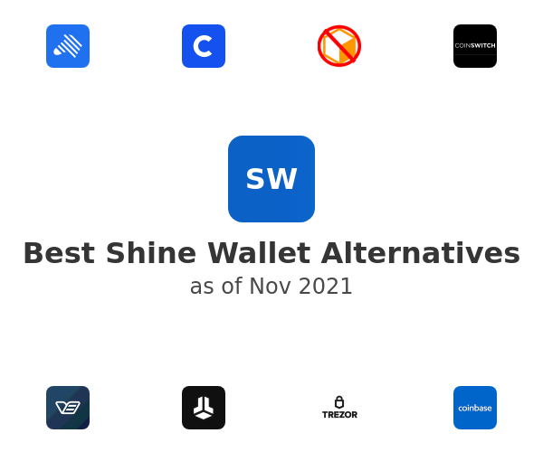 Best Shine Wallet Alternatives