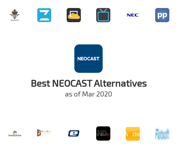 Best NEOCAST Alternatives