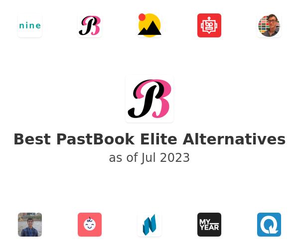 Best PastBook Elite Alternatives