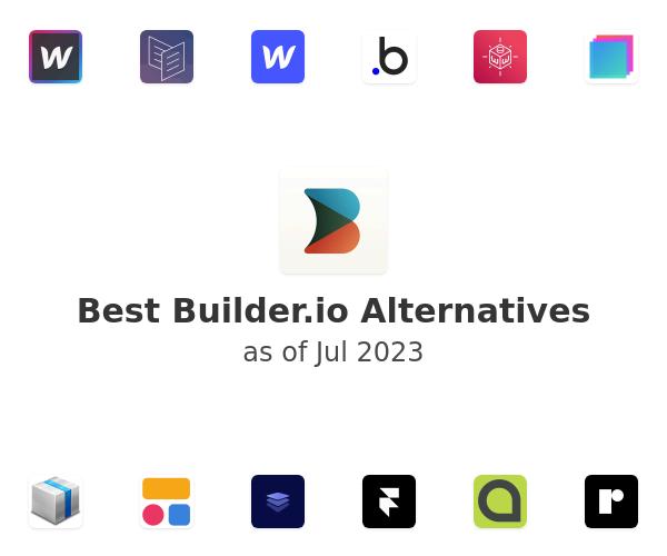 Best Builder.io Alternatives
