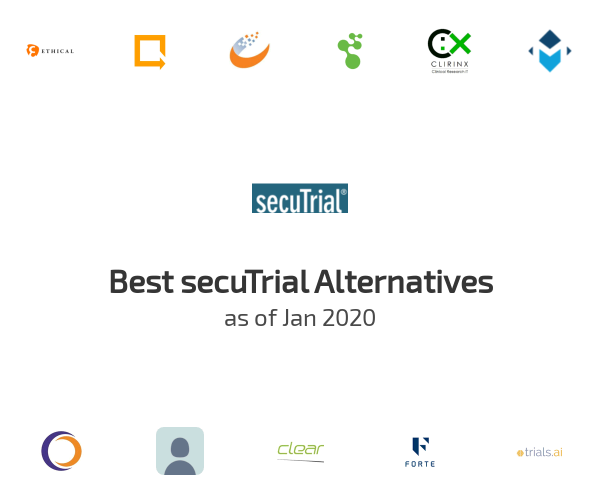 Best secuTrial Alternatives