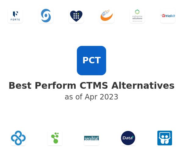 Best Perform CTMS Alternatives