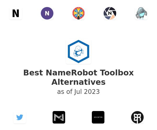 Best NameRobot Toolbox Alternatives