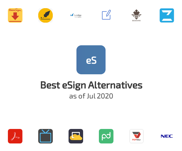 Best eSign Alternatives