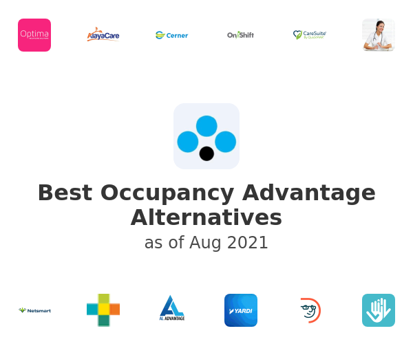 Best Occupancy Advantage Alternatives