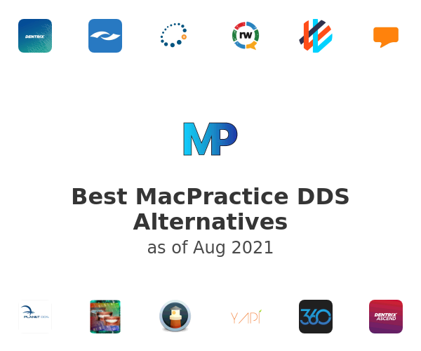 Best MacPractice DDS Alternatives