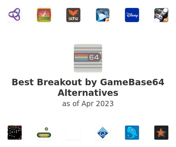 Best Breakout by GameBase64 Alternatives