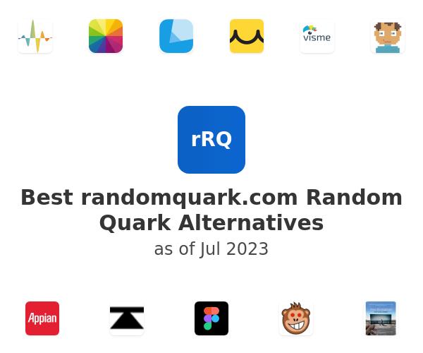 Best Random Quark Alternatives