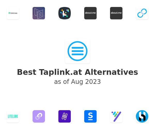 Best Taplink.at Alternatives