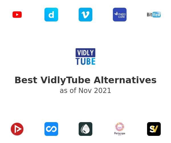 Best VidlyTube Alternatives