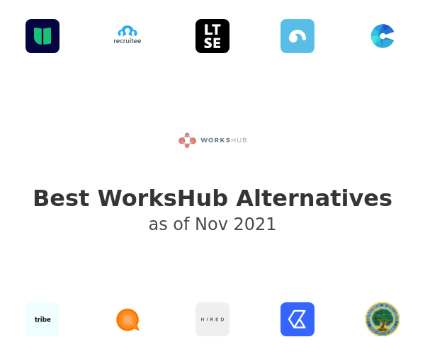 Best WorksHub Alternatives