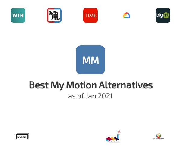 Best My Motion Alternatives