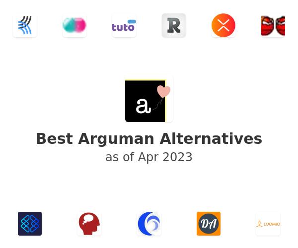 Best Arguman Alternatives