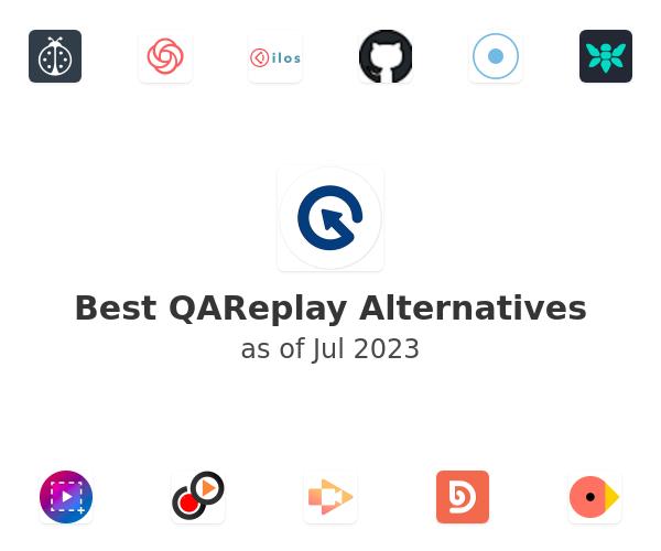 Best QAReplay Alternatives