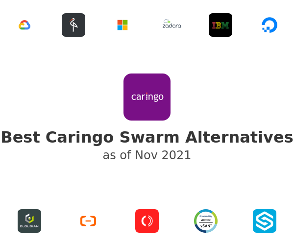 Best Caringo Swarm Alternatives