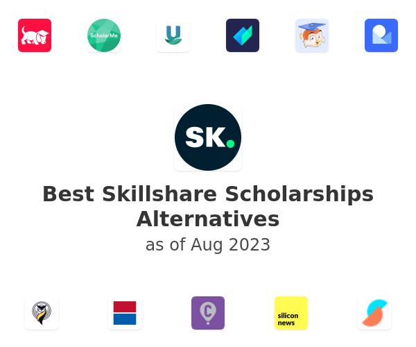 Best Skillshare Scholarships Alternatives