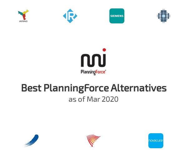 Best PlanningForce Alternatives