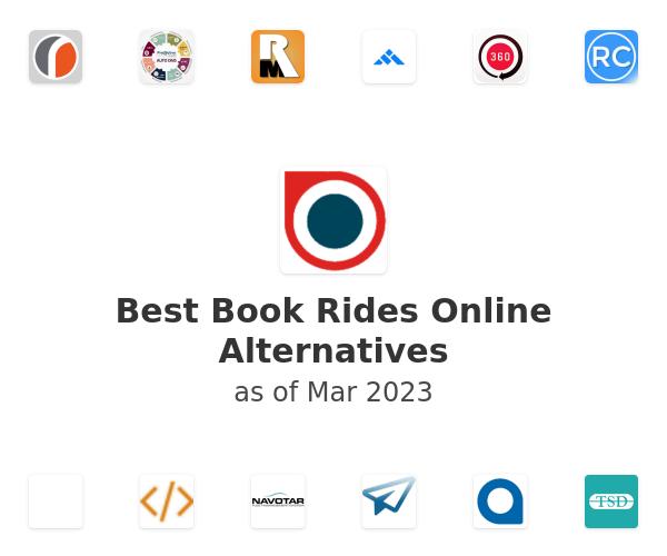 Best Book Rides Online Alternatives
