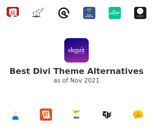 Best Divi Theme Alternatives