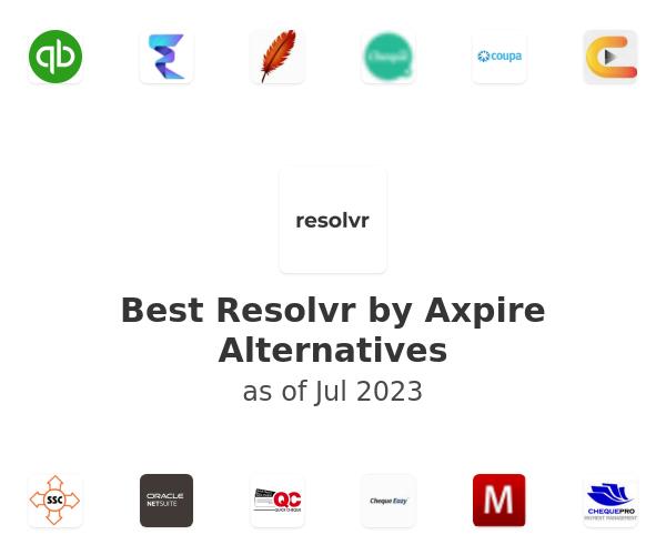 Best Resolvr by Axpire Alternatives