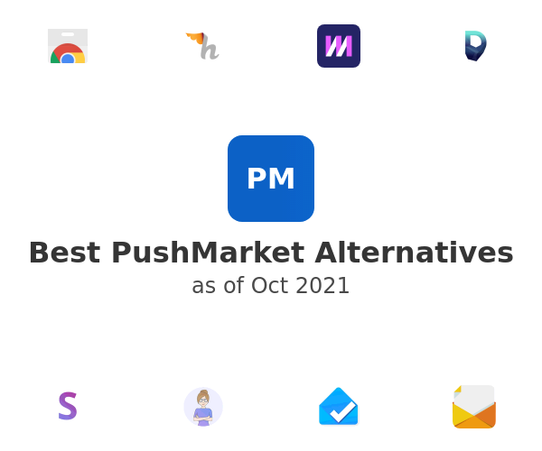 Best PushMarket Alternatives