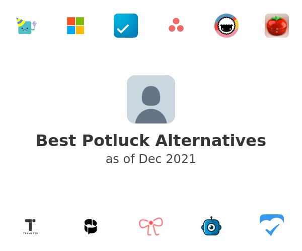 Best Potluck Alternatives