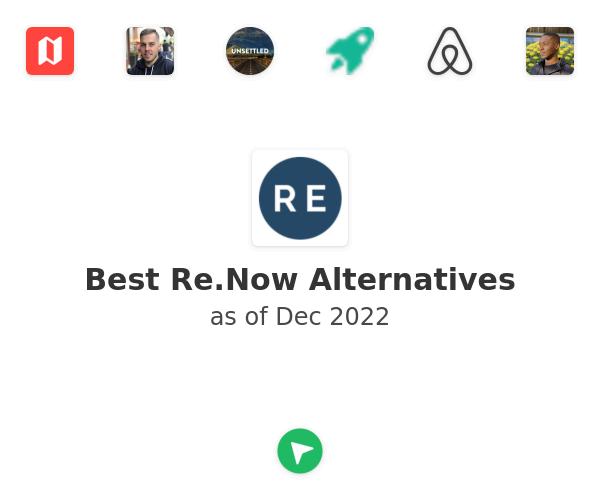 Best Re.Now Alternatives