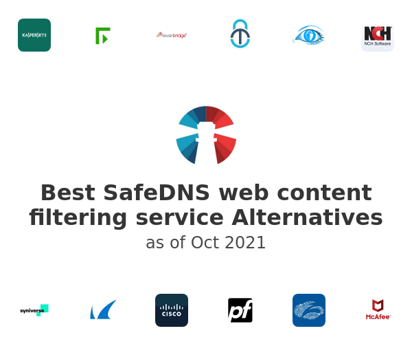 Best SafeDNS web content filtering service Alternatives