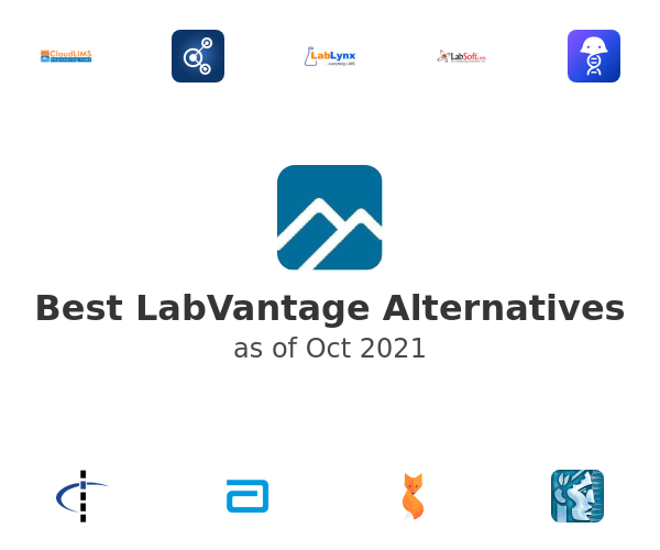 Best LabVantage Alternatives