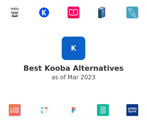 Best Kooba Alternatives