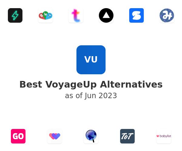 Best VoyageUp Alternatives