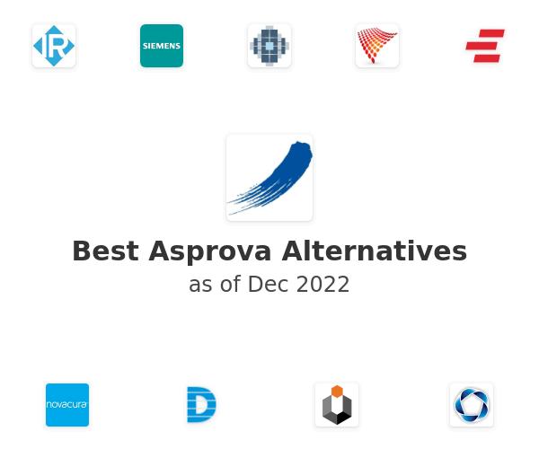 Best Asprova Alternatives