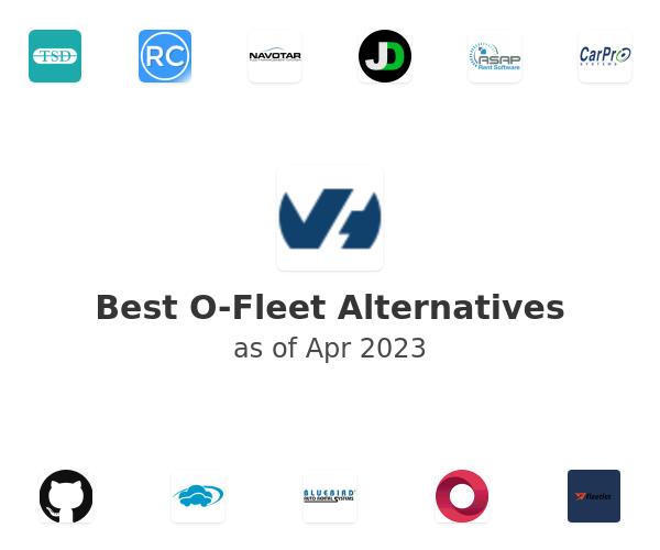 Best O-Fleet Alternatives