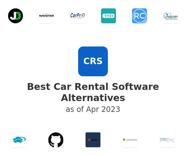 Best Car Rental Software Alternatives