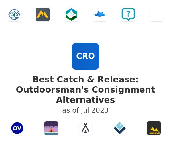 Best Catch & Release: Outdoorsman's Consignment Alternatives