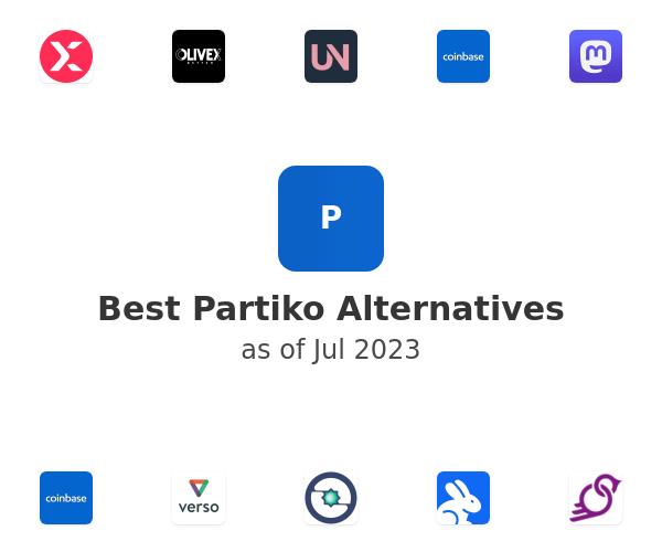 Best Partiko Alternatives