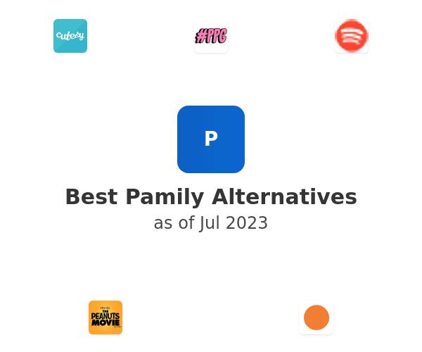 Best Pamily Alternatives
