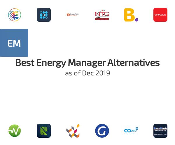 Best Energy Manager Alternatives
