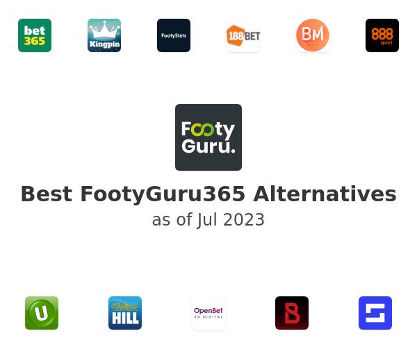 Best FootyGuru365 Alternatives