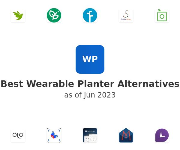 Best Wearable Planter Alternatives
