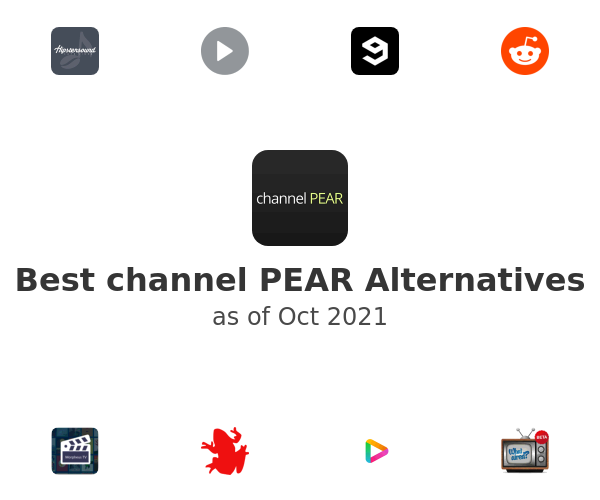 Best channel PEAR Alternatives