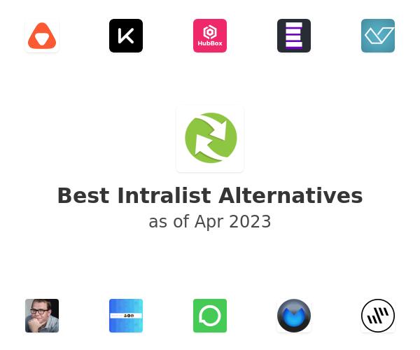 Best Intralist Alternatives