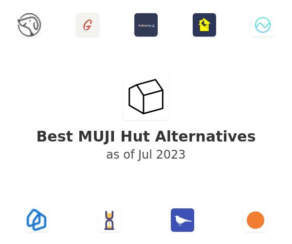 Best MUJI Hut Alternatives