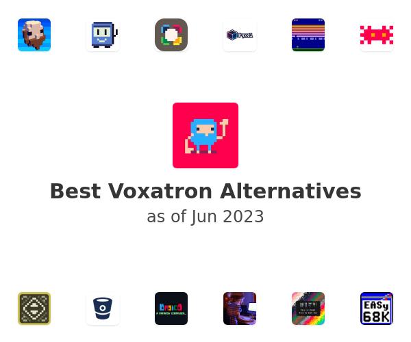 Best Voxatron Alternatives