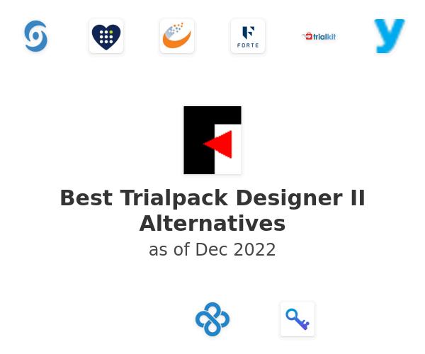 Best Trialpack Designer II Alternatives