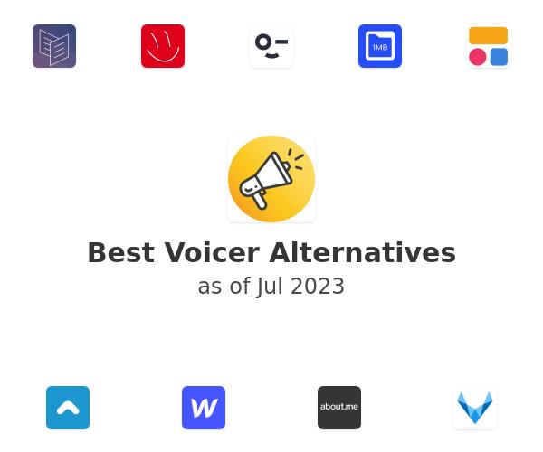 Best Voicer Alternatives