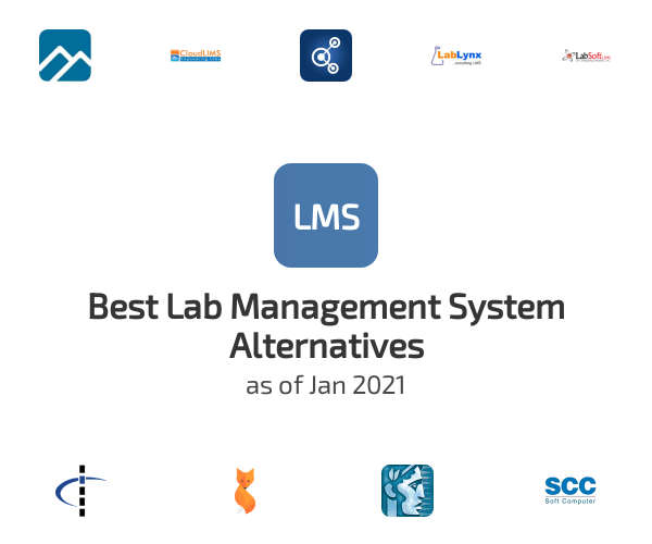 Best Lab Management System Alternatives