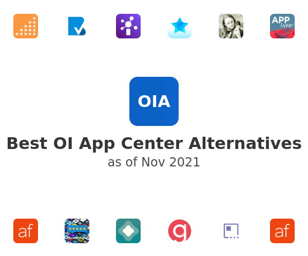 Best OI App Center Alternatives