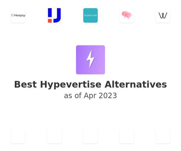 Best Hypevertise Alternatives