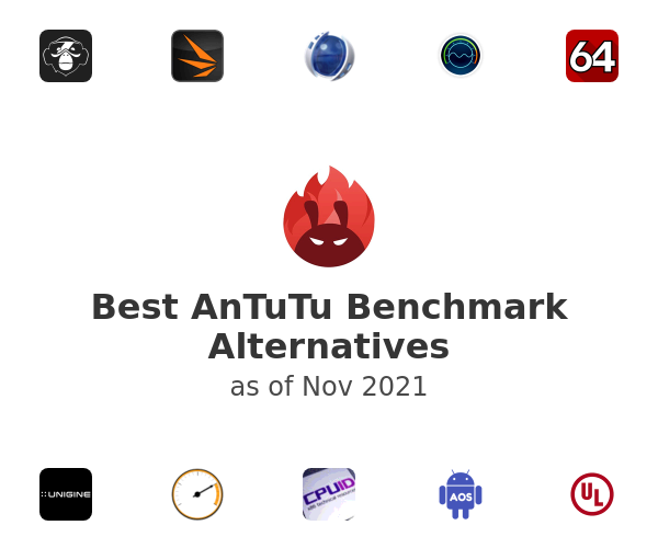 Best AnTuTu Benchmark Alternatives